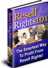 Thumbnail Resell Rights 101 - Master Resell Rights